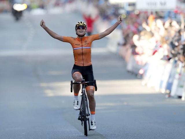 Chantal Blaak was met alles bezig behalve een wereldtitel