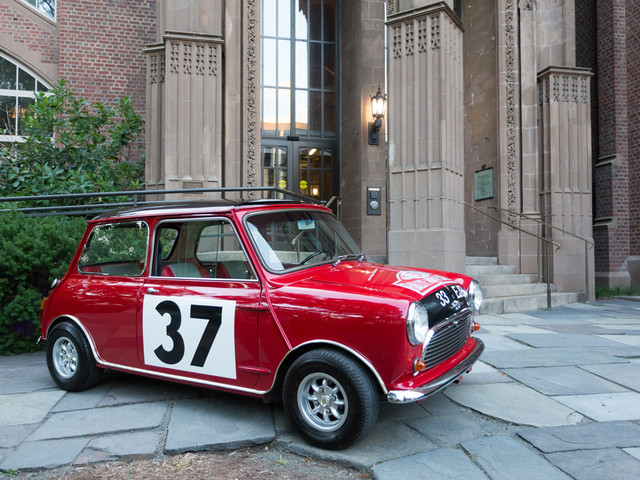 VIDEO: Watch how the Gildred Racing 500 hp RWD Classic Mini is made