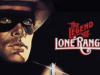 SOUNDTRACK NEWS: INTRADA Announces John Barry's THE LEGEND OF THE LONE RANGER