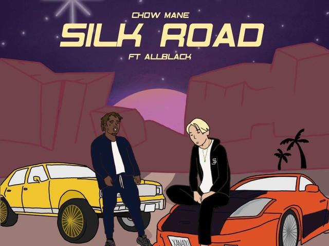 """Chow Mane & AllBlack Link Up For """"Silk Road"""""""