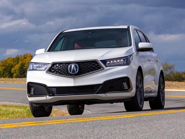 2020 Acura MDX starts at $45,395