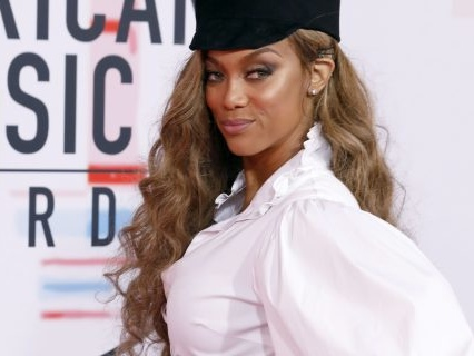 Bawdy Party: Tyra Banks Is Set To Star In & Executive Produce Body-Positive 'Beauty' Docuseries