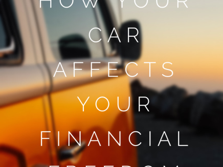 How Cars Affect your Financial Freedom