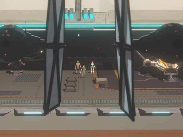 New Video and Images Released for the next episode of Star Wars Resistance on SUNDAY, MARCH 17 at 10pm ET/PT on Disney Channel!