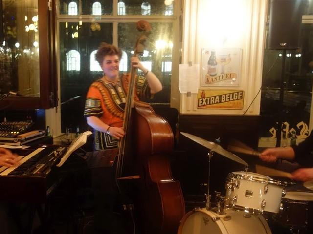 Kroegentocht Leidse blues- en jazzweek weer goed bezocht