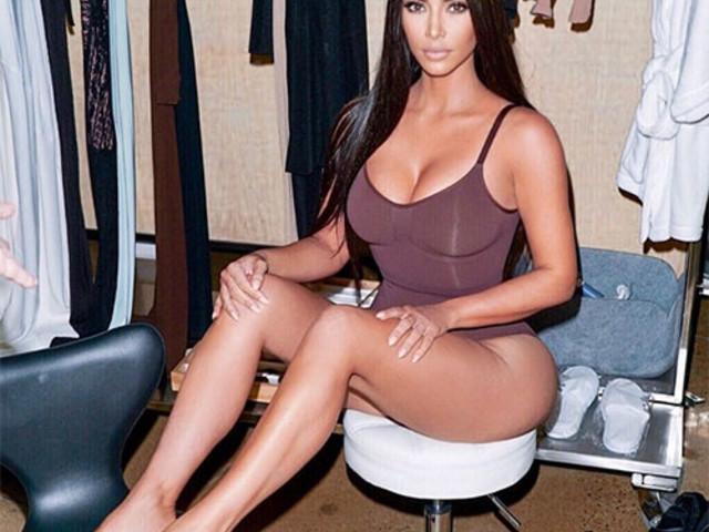 """Kim Kardashian Apologizes For Underwear Line """"Kimono,"""" Says She'll Relaunch With New Name"""