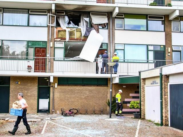 Twee doden bij explosie in flat Vlaardingen