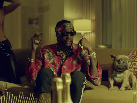 "2 Chainz And Travis Scott Drop Their Video For ""4 AM"" [Video]"