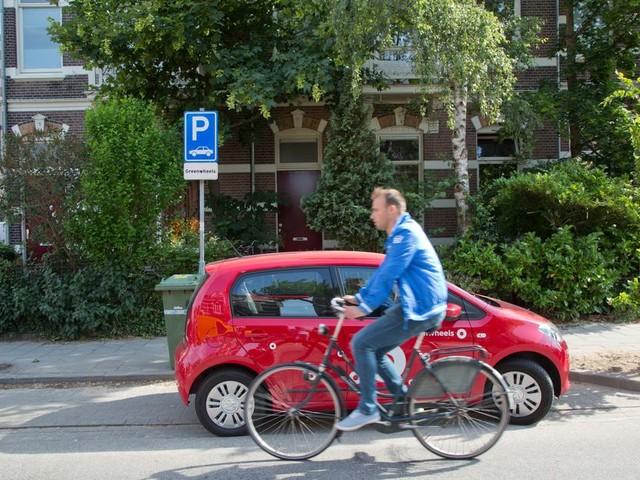 'Bezit eigen auto is al binnenkort overbodig'