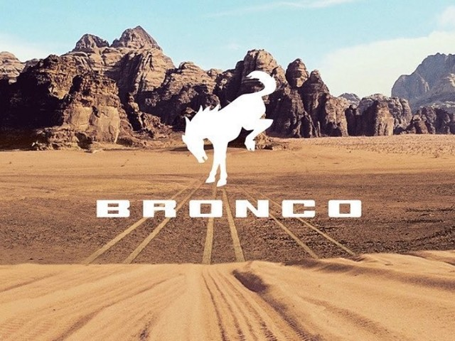 2021 Ford Bronco to debut on July 9