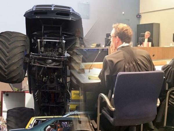 Advocaat monstertruckbestuurder Mario D. overweegt cassatie