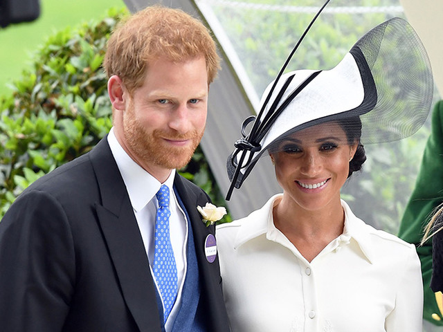 Prince Harry And Pregnant Meghan Markle Are Headed To Africa!