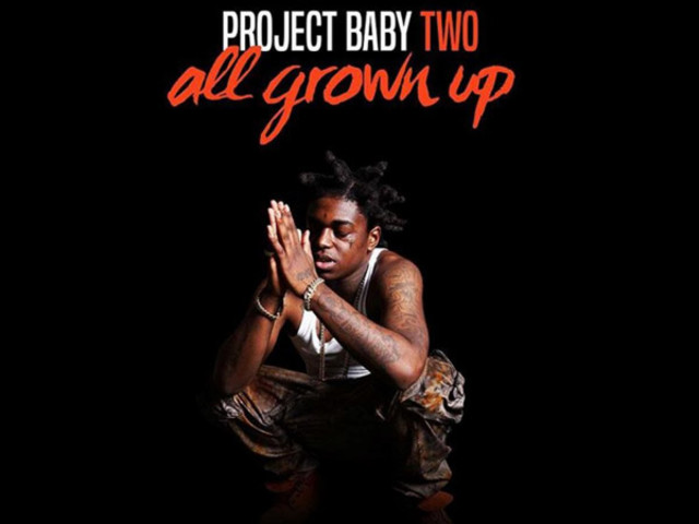 Kodak Black – Project Baby 2: All Grown Up (Album)