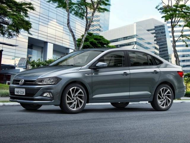 Volkswagen Virtus Unveiled, India Bound