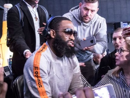 Get Your Life Together: Adrien Broner Reportedly Arrested During Deontay Wilder-Tyson Fury Weigh-In