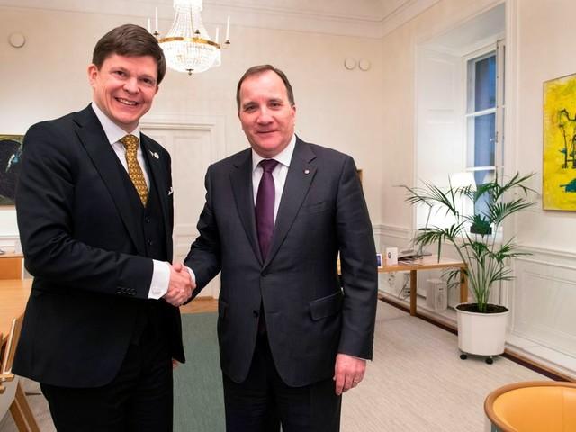 Heeft Zweden op de valreep dan toch nog een regering?