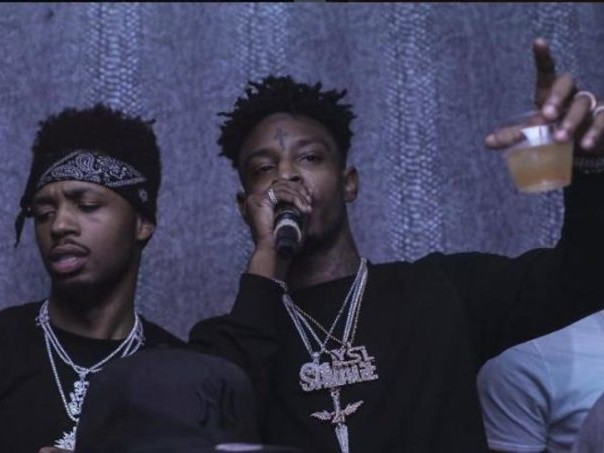 21 Savage – Pause (Prod. Metro Boomin) [New Song]