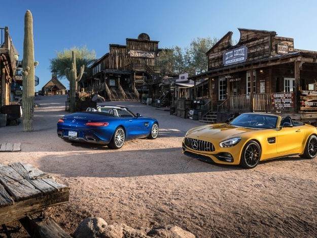 2018 Mercedes-AMG GT / GT C Roadster – First Drive Review