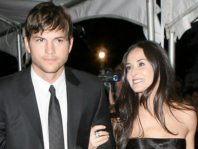 Ashton Kutcher Reveals He Fasted In The Woods For A Week After Demi Moore Divorce