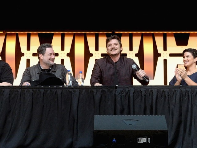 Watch Highlights From The Star Wars Celebration Mandalorian Panel