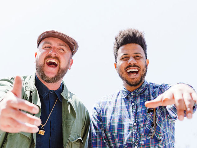 "Blu & Exile Announce 'Below The Heavens' Prequel Project, Drop ""Constellations"""