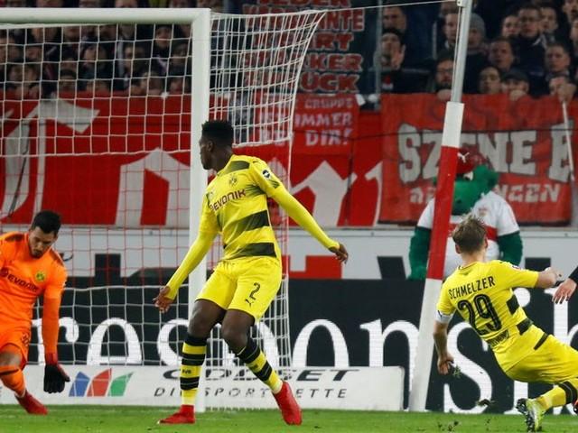 Bosz gaat weer onderuit met Dortmund