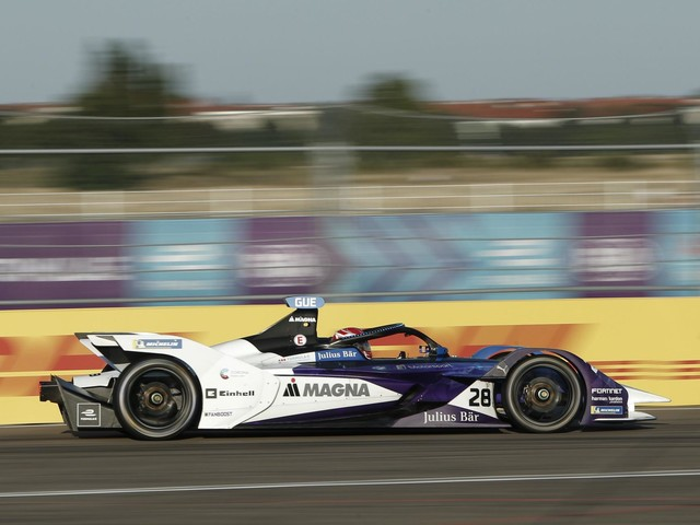Formula E Berlin Race Two: No points for the BMW i Andretti Motorsport