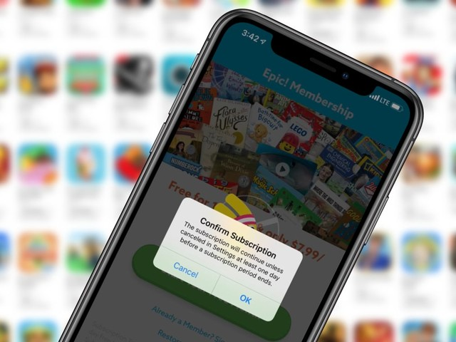 iOS 13 waarschuwt wanneer je een app met lopend abonnement verwijdert