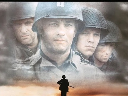 BRAD'S APRIL ESCAPE PART 13 - SAVING PRIVATE RYAN