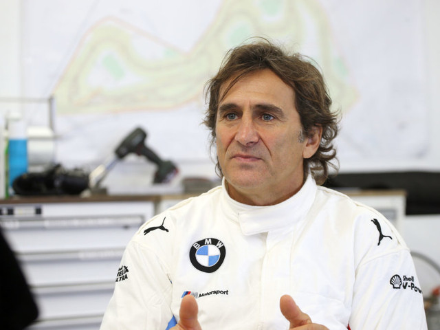 Alex Zanardi Set for NYC Media Tour