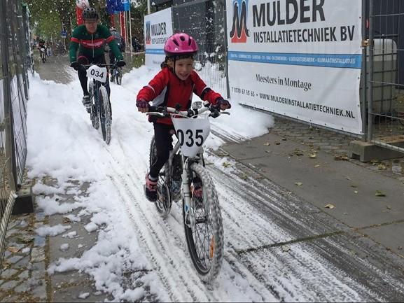 Fietstival in Deventer; alles in het teken van fietsen