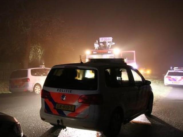 Politie schiet man neer na overval in Breskens