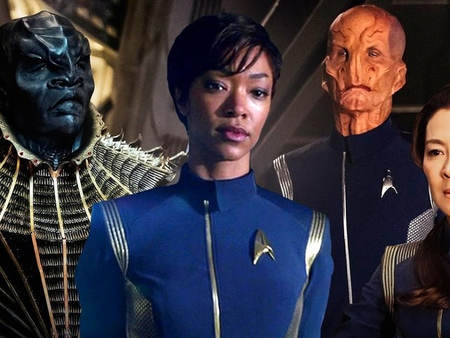 Star Trek Discovery - My Thoughts On The First Episode *Spoiler Free*