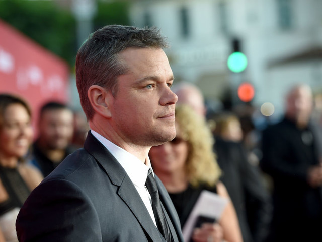 Matt Damon Is Catching Heat For Saying That All Sexual Misconduct Claims Are Not Created Equal
