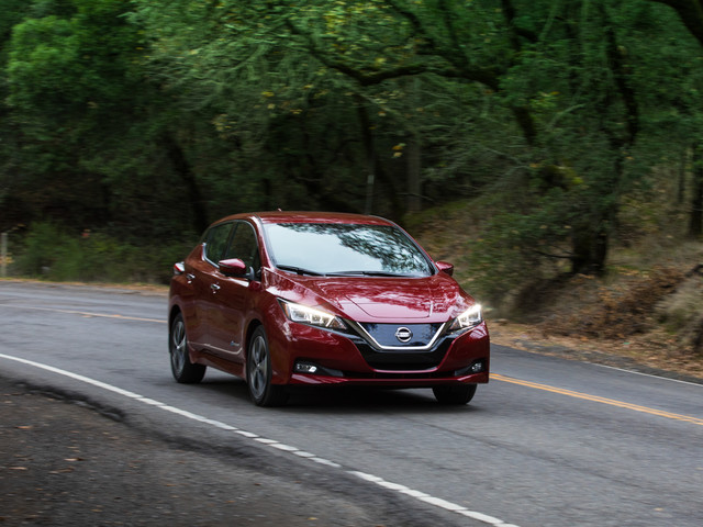 2018 Nissan Leaf – First Drive Review