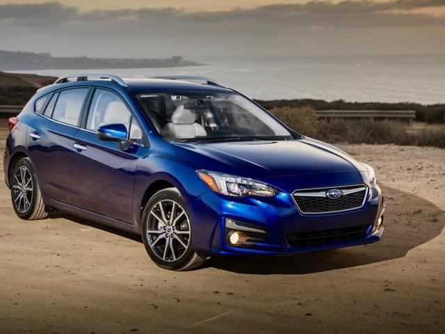 2018 Subaru Impreza Five-Door Review