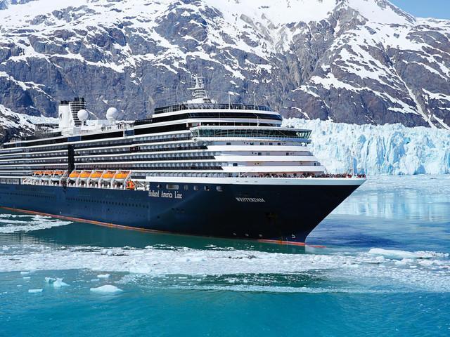 Holland America Line verruimt aanbod van trips naar Alaska dit jaar