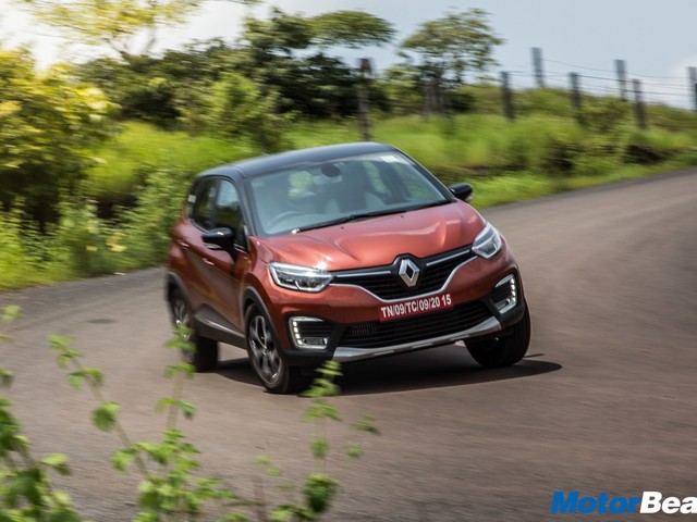 Renault Captur Launched In India, Priced From Rs. 9.99 Lakhs