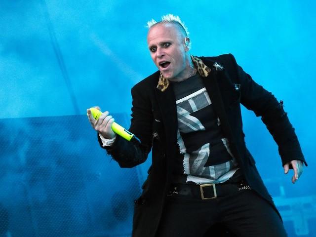 Keith Flint, zanger van The Prodigy, op 49-jarige leeftijd overleden