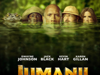 "Movie Review: ""Jumanji"" Rebootquel is Nostalgic Fun With a Twist"