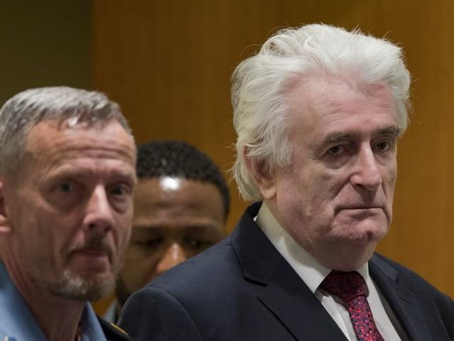 Karadzic krijgt in hoger beroep zwaardere straf: levenslang