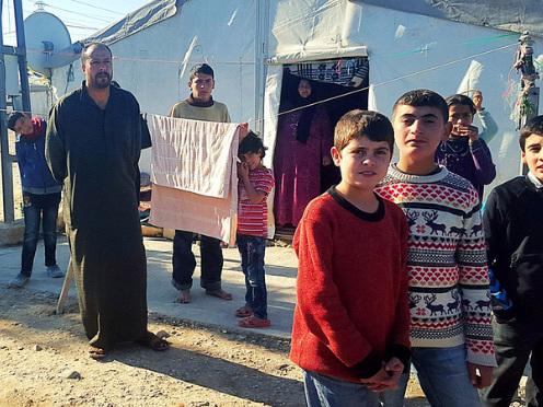 EU zegt 560 miljoen toe voor humanitaire hulp aan Syriërs