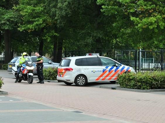 Man met drugs op zak rijdt door na ongeluk in Waalwijk
