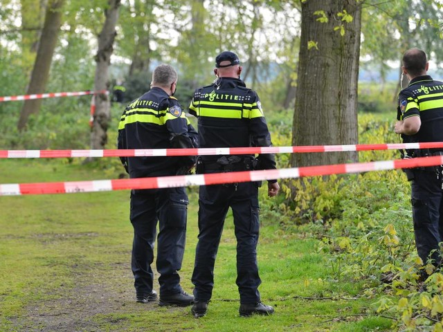 Dode baby gevonden in park Wernhout is meisje