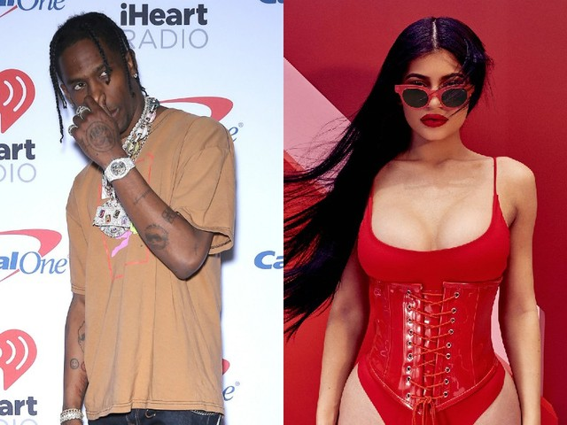 Birds In The Trap-imony: Did Travis Scott Put A Goosebump On Kylie Jenner's Ring Finger?