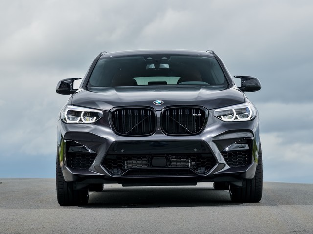 2020 BMW X3 M and X4 M – New Videos
