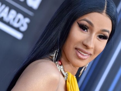 WELP! Cardi B Blasts 'Blue Check Republicans' Silent Over Daunte Wright's Murder & Lt. Pepper Sprayed By Cop, 'This Man Served This Country!'