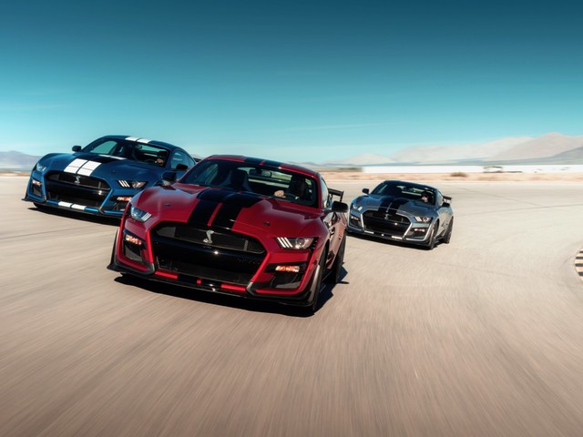 2020 Ford Mustang Shelby GT500 arrives with 760 hp