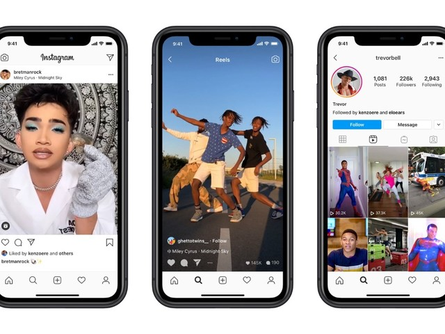 Instagram brengt alternatief voor TikTok uit: Reels