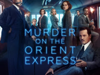 "Movie Review: Kenneth Branagh Keeps ""Murder On The Orient Express"" On The Right Track"